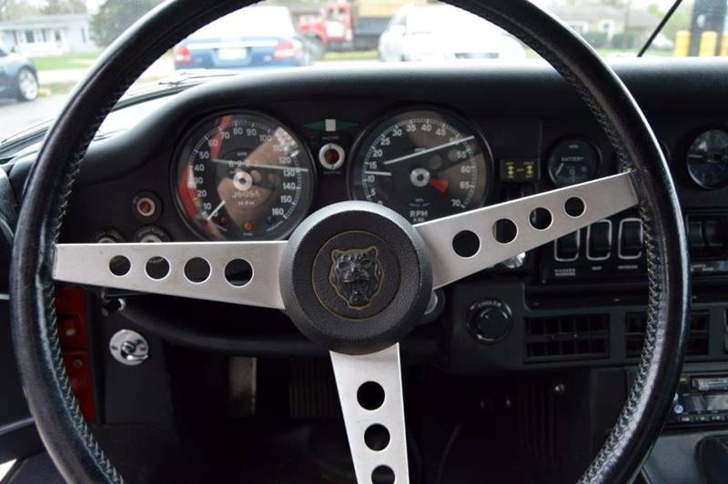 1974 Jaguar E-Type  - Waterford MI