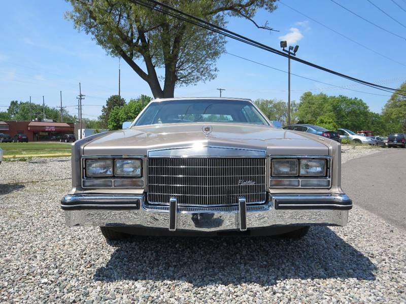 1985 Cadillac Eldorado 2dr Coupe - Waterford MI