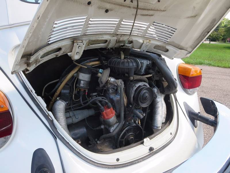 1977 Volkswagen Super Beetle Fuel Injected - Waterford MI