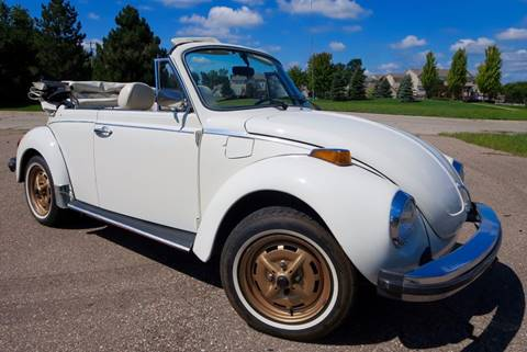 1977 Volkswagen Super Beetle for sale in Waterford, MI