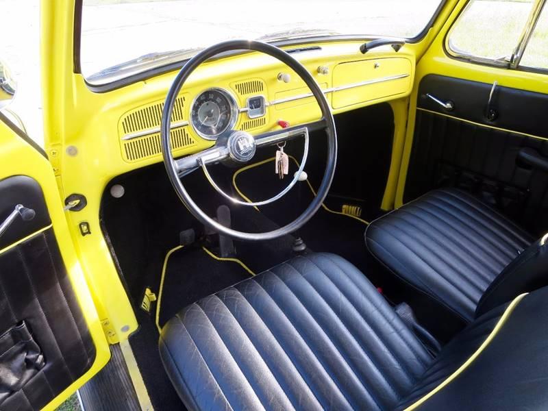 1966 Volkswagen Beetle  - Waterford MI