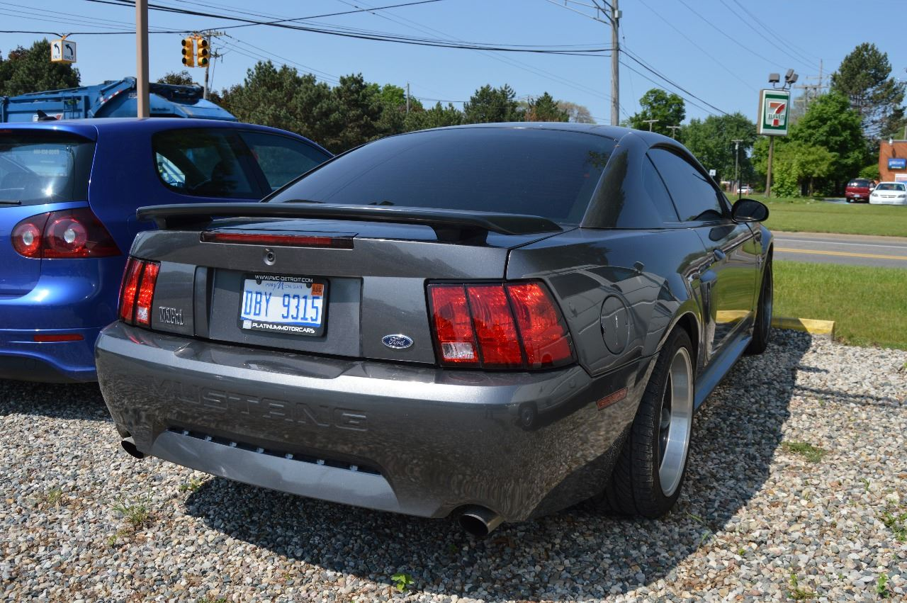 2003 Ford Mustang Mach 1 2dr Coupe - Waterford MI