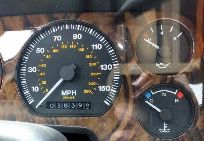1995 Jaguar XJ-Series XJS V12 2dr Convertible - Waterford MI