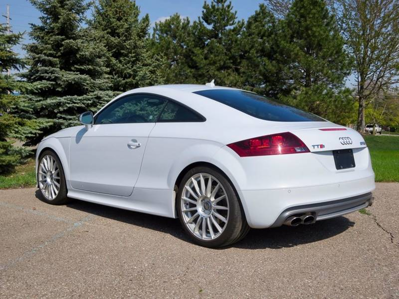 2013 Audi TTS AWD 2.0T quattro Prestige 2dr Coupe - Waterford MI