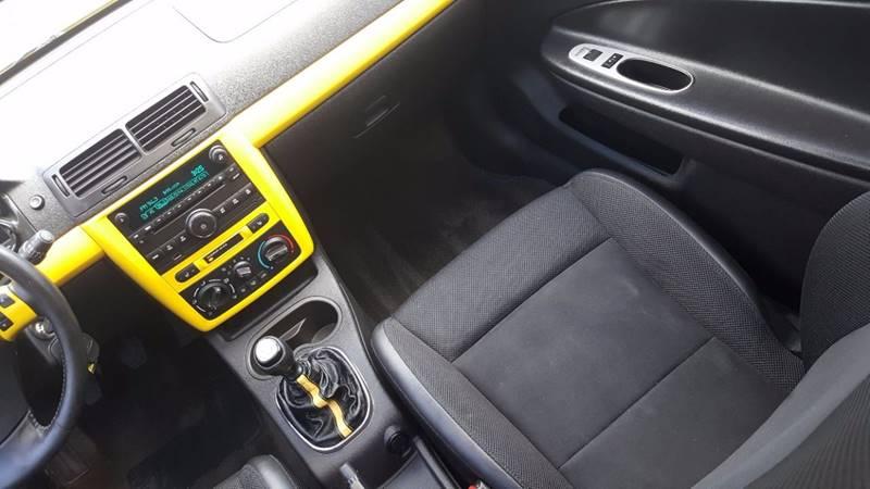 2007 Chevrolet Cobalt SS 2dr Coupe (2L I4) w/ Head Curtain Airbags - Villa Park IL