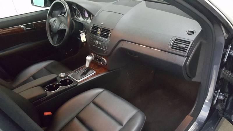2009 Mercedes-Benz C-Class AWD C 300 Sport 4MATIC 4dr Sedan - Villa Park IL