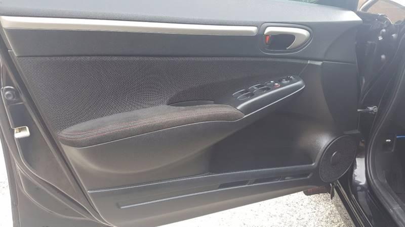 2011 Honda Civic Si 4dr Sedan - Villa Park IL