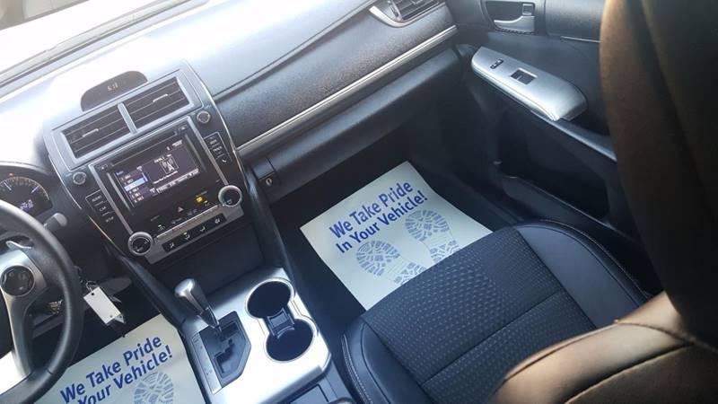 2014 Toyota Camry SE Sport 4dr Sedan - Villa Park IL