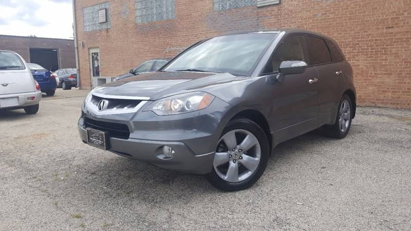 Acura Rdx SHAWD Dr SUV WTechnology Package In Villa Park IL - Acura rdx deals