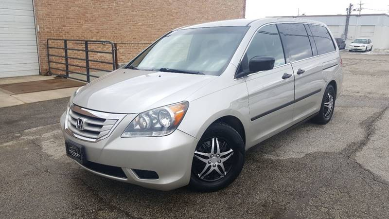 2008 Honda Odyssey LX 4dr Mini Van
