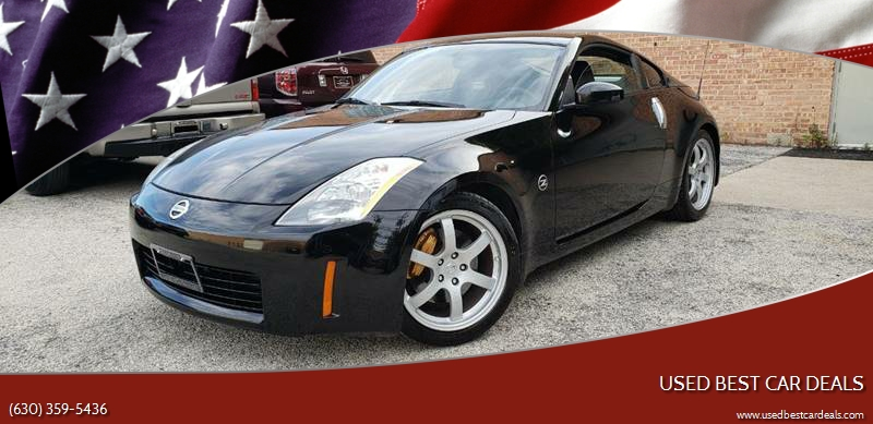 2003 nissan 350z touring automatic