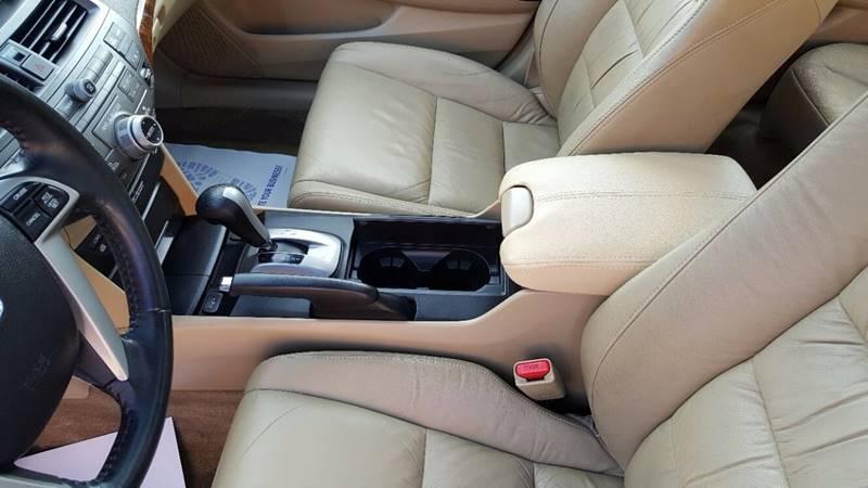 2008 Honda Accord EX-L V6 4dr Sedan 5A w/Navi - Villa Park IL