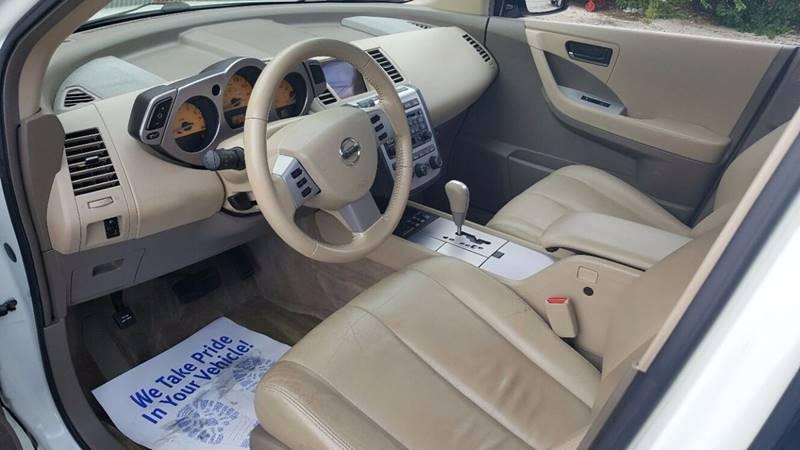 2005 Nissan Murano AWD SL 4dr SUV - Villa Park IL