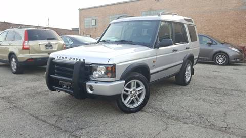 2003 Land Rover Discovery for sale in Villa Park, IL