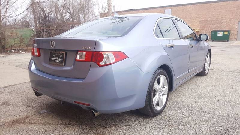 2009 Acura TSX 4dr Sedan 5A w/Technology Package - Villa Park IL