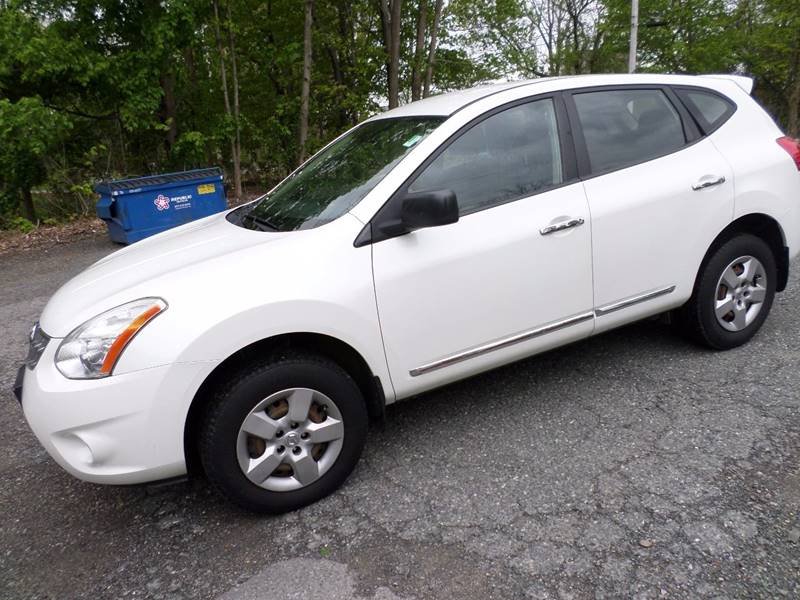2011 Nissan Rogue AWD S 4dr Crossover In Marlborough MA  USA
