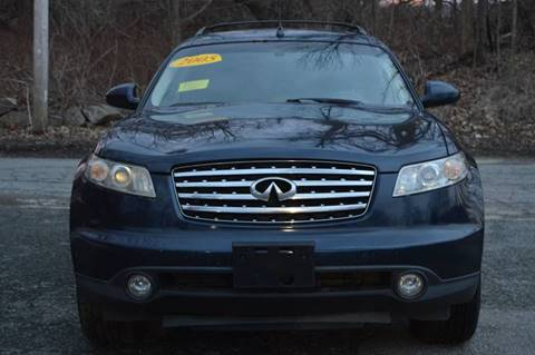 used infiniti fx35 for sale in massachusetts - carsforsale®