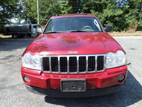 2005 Jeep Grand Cherokee for sale in Marlborough, MA