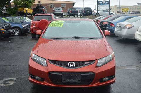 2012 Honda Civic for sale in Marlborough, MA
