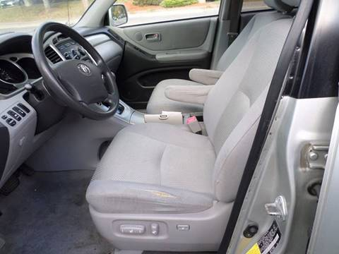 2005 Toyota Highlander for sale in Marlborough, MA
