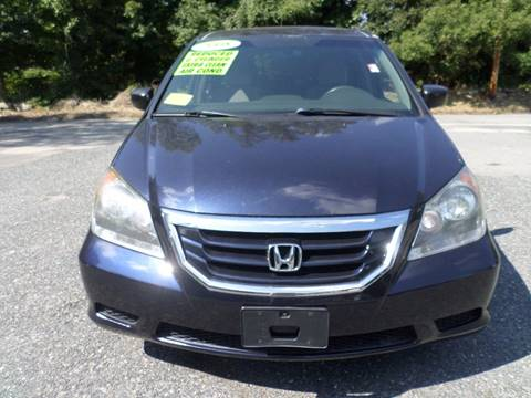2008 Honda Odyssey for sale in Marlborough, MA