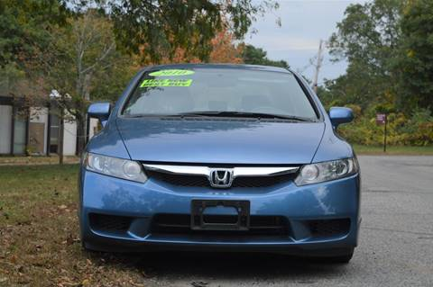 2010 Honda Civic for sale in Marlborough, MA