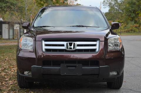 2008 Honda Pilot for sale in Marlborough, MA