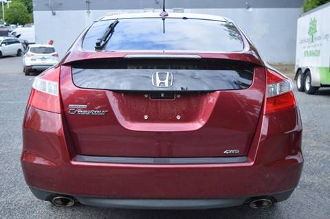 2011 Honda Accord Crosstour Awd Ex L 4dr Crossover In