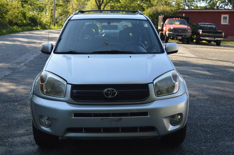 2005 Toyota RAV4 AWD 4dr SUV   Marlborough MA