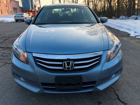 2012 Honda Accord for sale in Marlborough, MA
