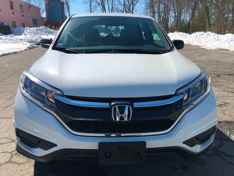 2016 Honda CR-V for sale in Marlborough, MA