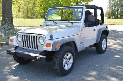 2006 Jeep Wrangler for sale in Marlborough, MA