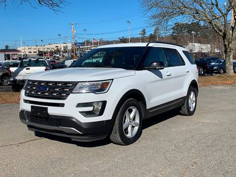 2016 Ford Explorer XLT for sale at USA Motor Sport in Marlborough MA