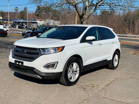 2018 Ford Edge SEL for sale at USA Motor Sport in Marlborough MA