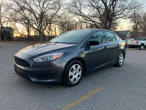 2016 Ford Focus S for sale at USA Motor Sport in Marlborough MA
