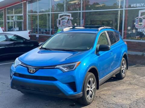 2017 Toyota RAV4 for sale at USA Motor Sport inc in Marlborough MA