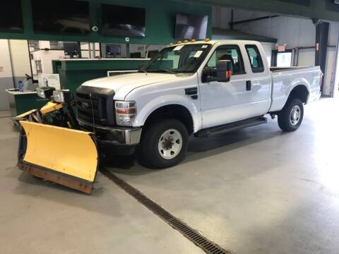 2009 Ford F-250 Super Duty for sale at USA Motor Sport inc in Marlborough MA
