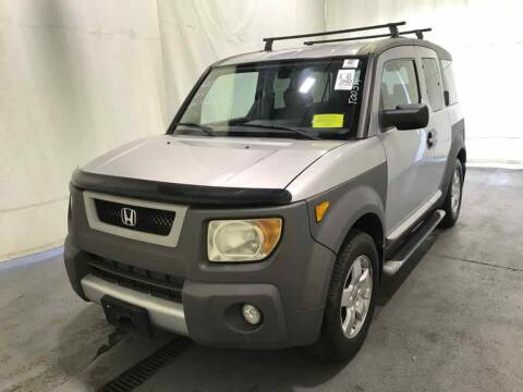 2003 Honda Element for sale at USA Motor Sport inc in Marlborough MA
