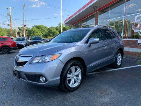 2014 Acura RDX for sale at USA Motor Sport inc in Marlborough MA