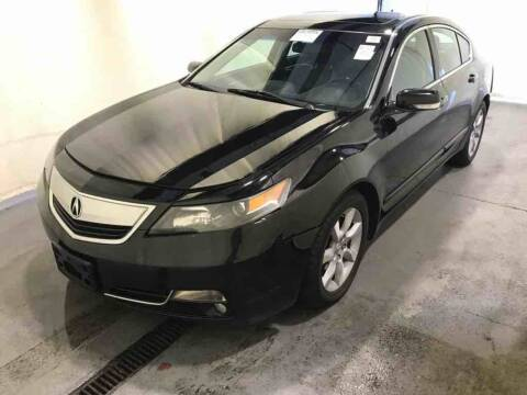 2012 Acura TL for sale at USA Motor Sport inc in Marlborough MA