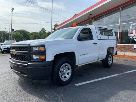 2014 Chevrolet Silverado 1500 for sale at USA Motor Sport inc in Marlborough MA