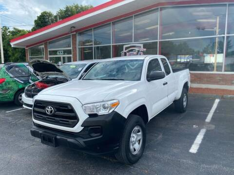 2017 Toyota Tacoma for sale at USA Motor Sport inc in Marlborough MA