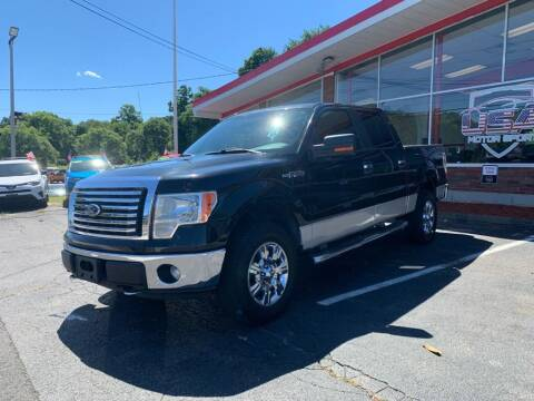 2010 Ford F-150 for sale at USA Motor Sport inc in Marlborough MA