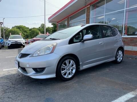 2011 Honda Fit for sale at USA Motor Sport inc in Marlborough MA