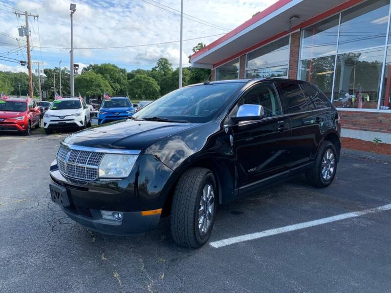 2008 Lincoln MKX for sale at USA Motor Sport inc in Marlborough MA