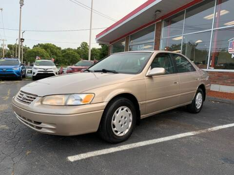1999 Toyota Camry for sale at USA Motor Sport inc in Marlborough MA