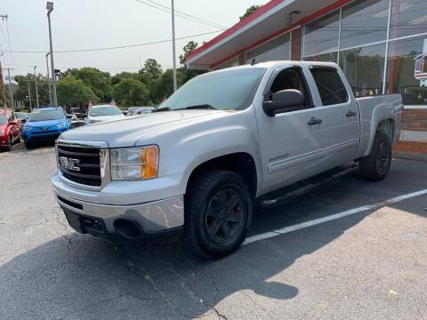 2010 GMC Sierra 1500 for sale at USA Motor Sport inc in Marlborough MA