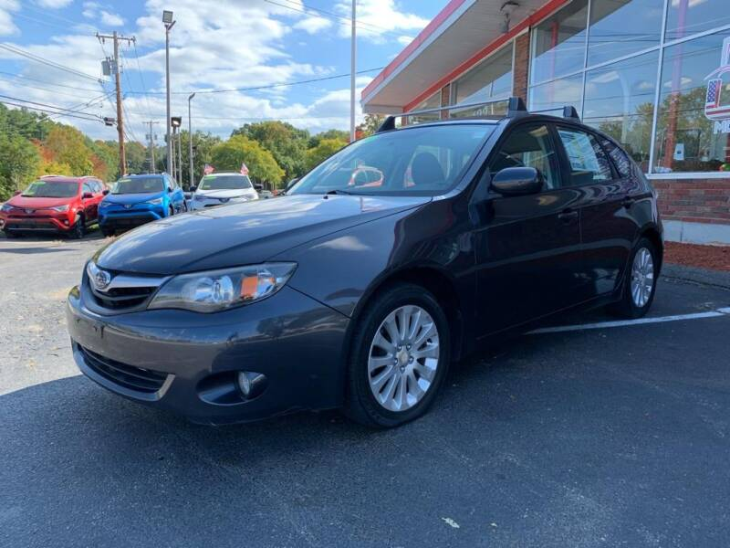 2010 Subaru Impreza for sale at USA Motor Sport inc in Marlborough MA