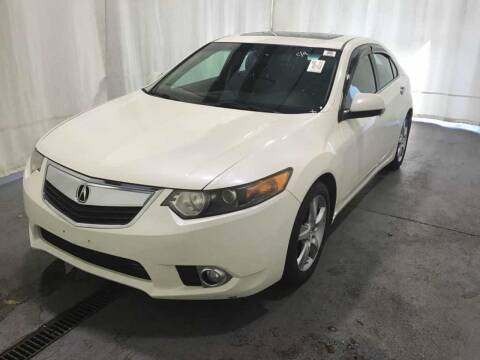 2011 Acura TSX for sale at USA Motor Sport inc in Marlborough MA