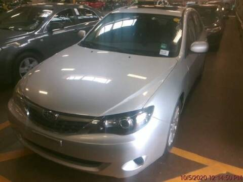 2009 Subaru Impreza for sale at USA Motor Sport inc in Marlborough MA